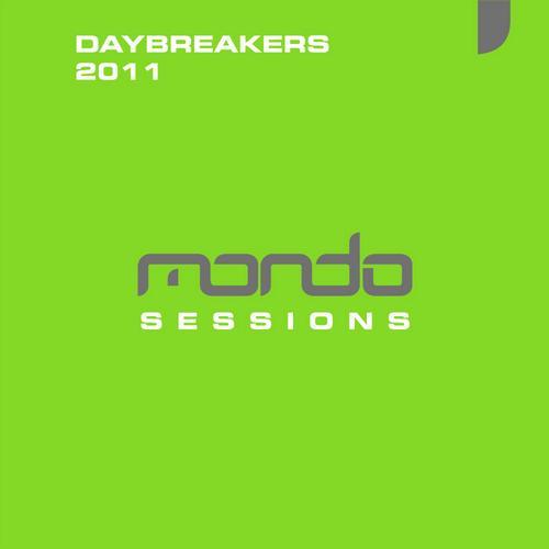 Album Art - Mondo Sessions Daybreakers 2011