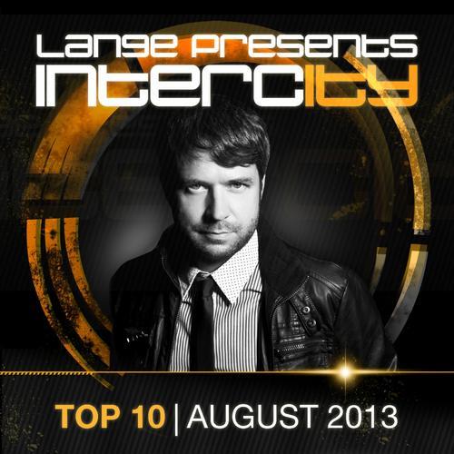 Album Art - Lange pres. Intercity Top 10 August 2013