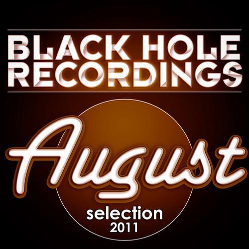 Album Art - Black Hole Recordings August Selection 2011