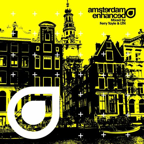Album Art - Amsterdam Enhanced Mixed by Ferry Tayle & LTN