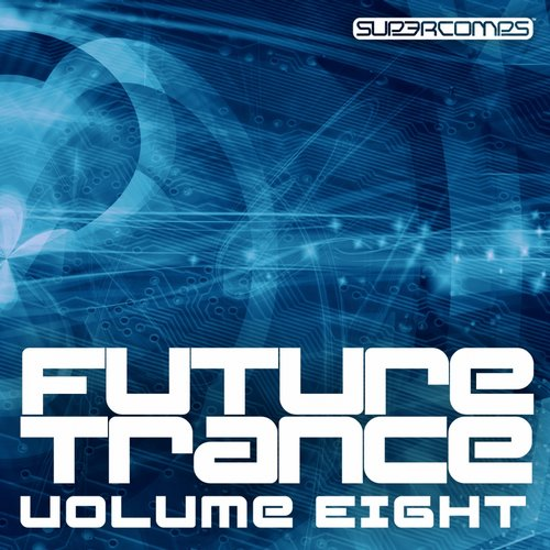 Album Art - Future Trance - Volume Eight