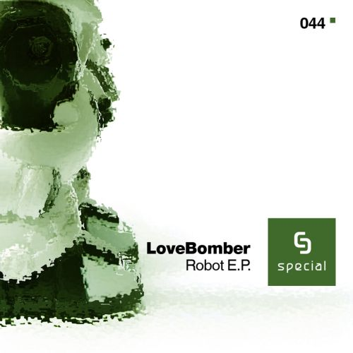 Album Art - Robot EP