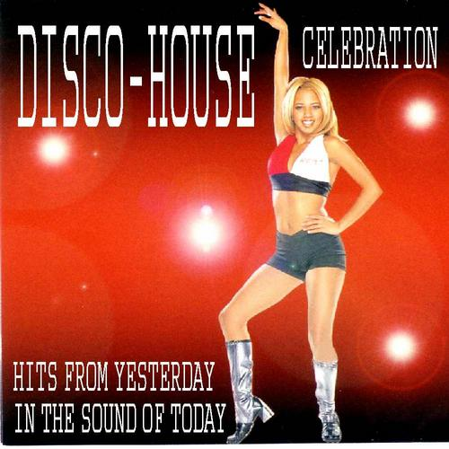 Album Art - Disco House Celebration