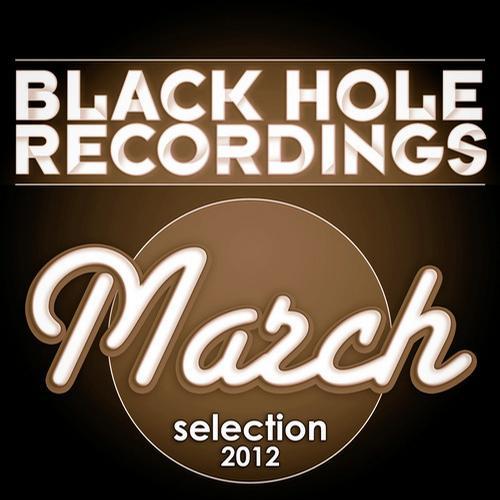 Album Art - Black Hole Recordings March Selection 2012