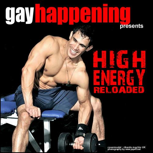 Album Art - Gay Happening High Energy Reloaded