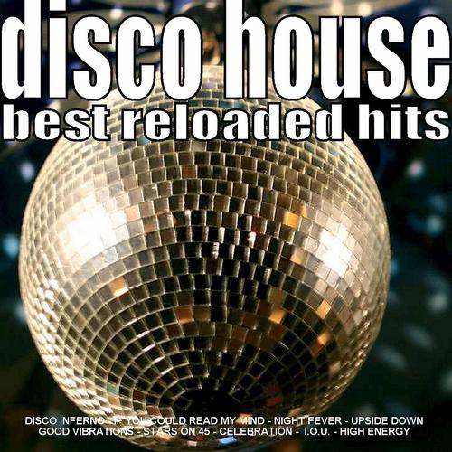 Album Art - Disco House Best Reloaded Hits