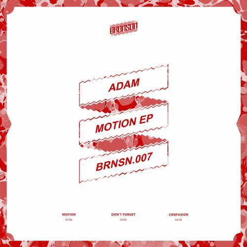 Motion - EP Album Art