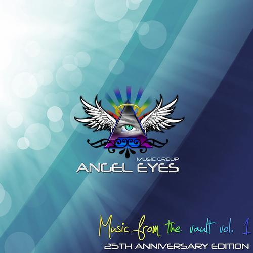 Album Art - Angel Eyes 25th Anniversary: Music From The Vault, Vol. 1