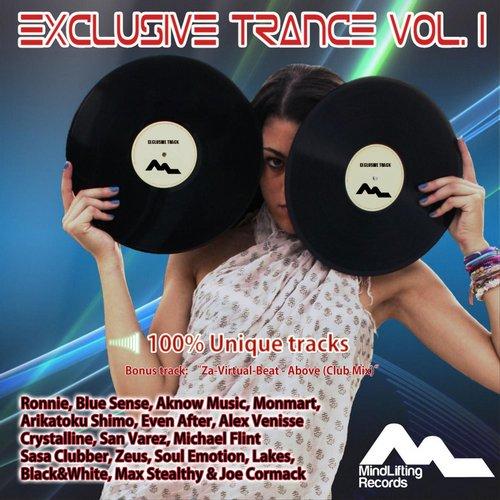Album Art - Exclusive Trance Vol. 1
