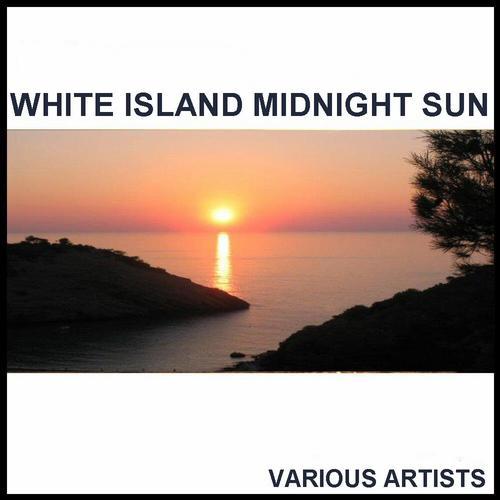 Album Art - White Island Midnight Sun