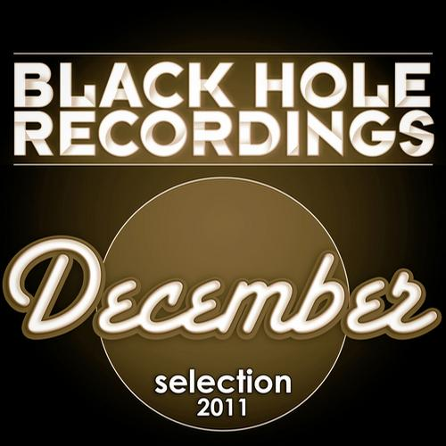 Album Art - Black Hole Recordings December 2011 Selection