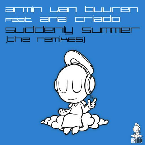 Album Art - Suddenly Summer - The Remixes