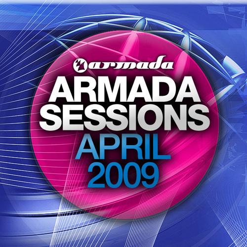 Album Art - Armada Sessions April 2009