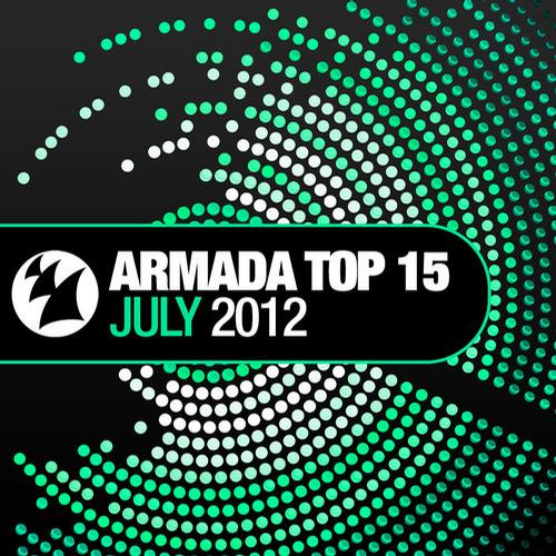 Album Art - Armada Top 15 - July 2012