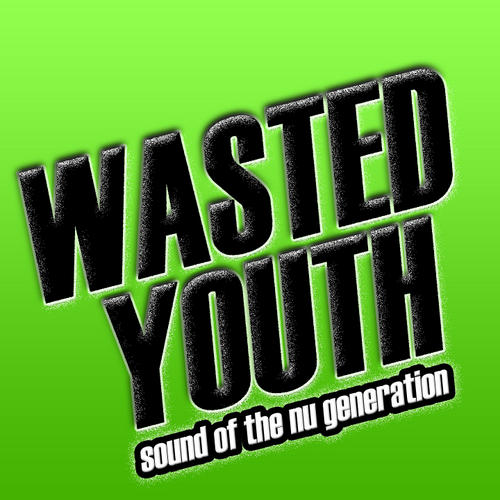 Album Art - Wasted Youth