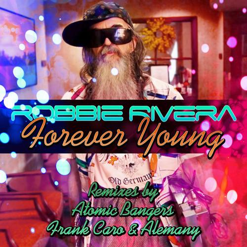 Album Art - Forever Young (Remixes)