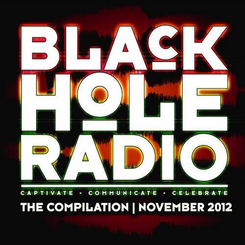 Album Art - Black Hole Radio November 2012
