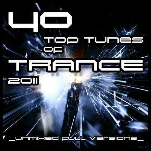 Album Art - 40 Top Tunes Of Trance 2011