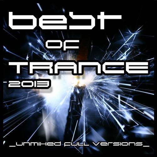 Best Of Trance 2013 Album Art