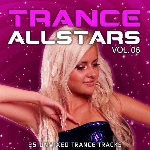 Album Art - Trance Allstars - Vol 6