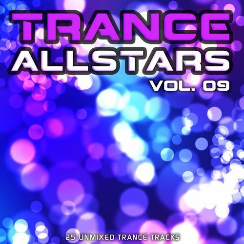 Album Art - Trance Allstars - Vol 9