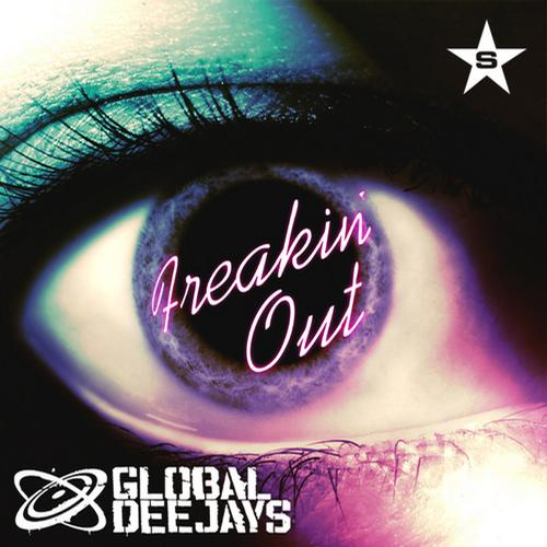 Album Art - Freakin' Out (Remixes)