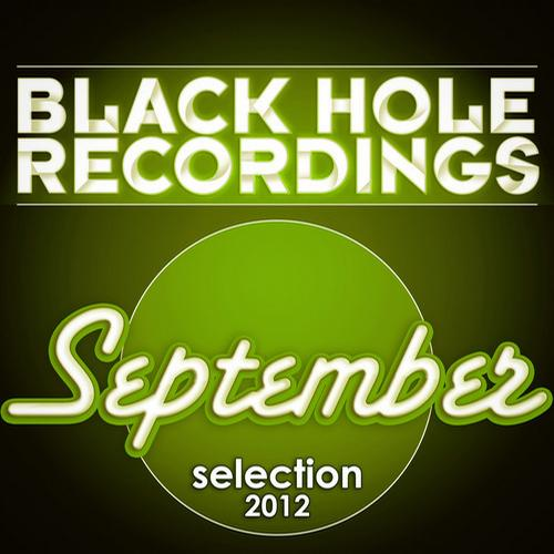Album Art - Black Hole Recordings September 2012 Selection