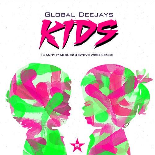 Album Art - Kids (Danny Marquez & Steve Wish Remix)