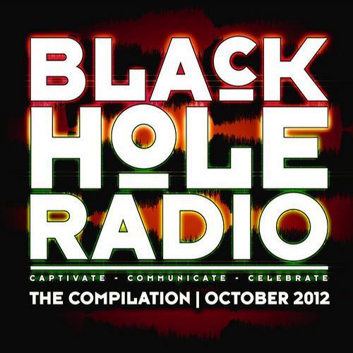 Album Art - Black Hole Radio October 2012