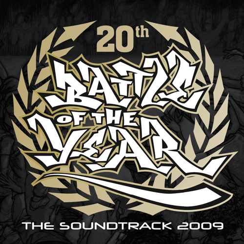 Album Art - International Battle Of The Year 2009 - The Soundtrack
