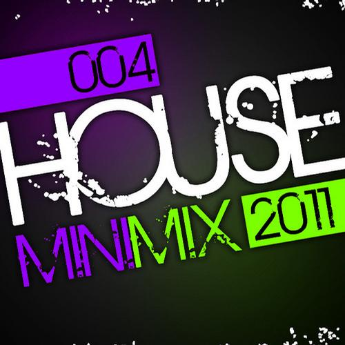 Album Art - House Mini Mix 2011 - 004
