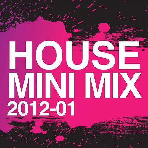 Album Art - House Mini Mix 2012 - 01