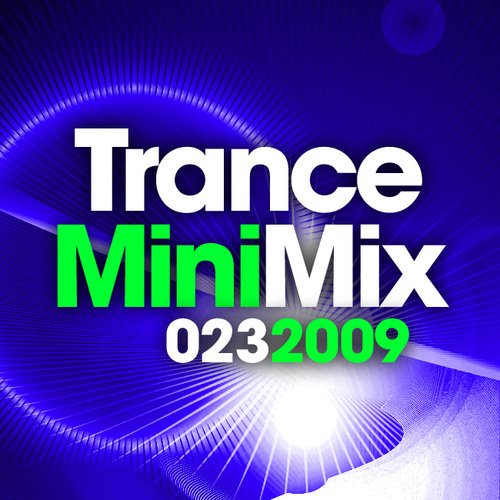 Album Art - Trance Mini Mix 023 - 2009