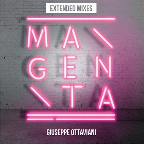 Magenta [Extended Mixes] Album Art