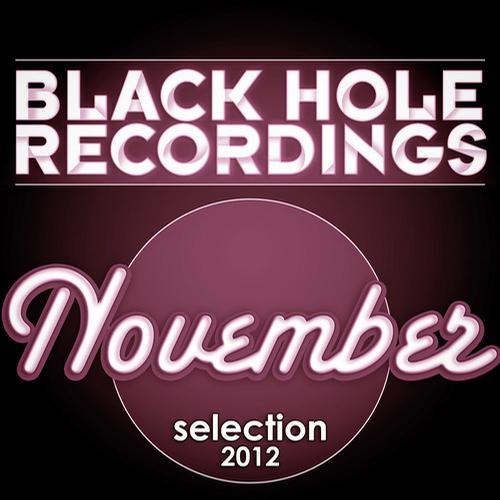 Album Art - Black Hole Recordings November Selection 2012