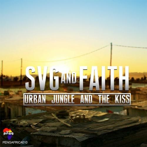 Album Art - Urban Jungles and the Kiss