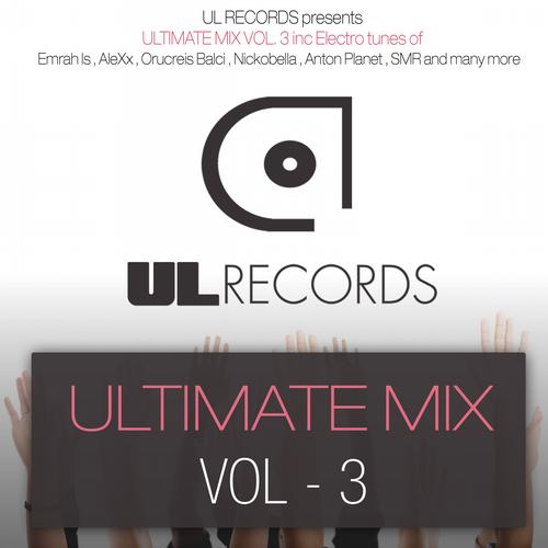 Album Art - Ultimate Mix, Vol. 3