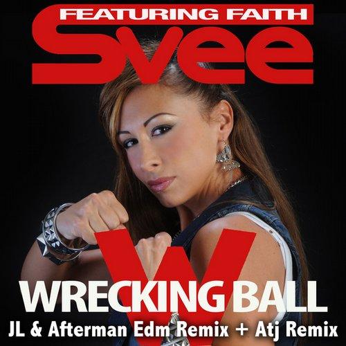 Album Art - Wrecking Ball