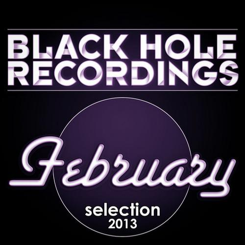 Album Art - Black Hole Recordings February 2013 Selection