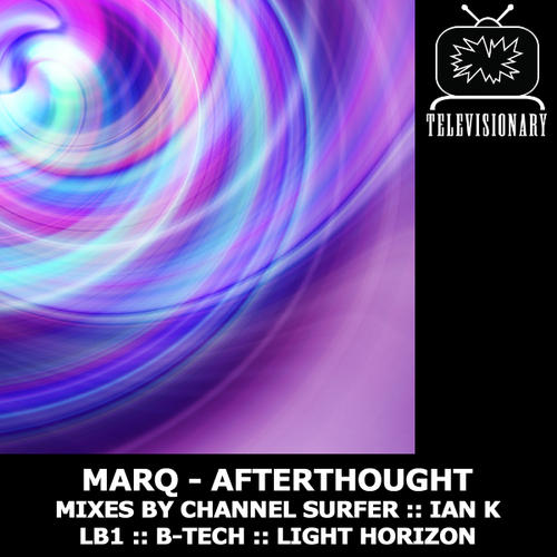Album Art - Afterthought EP