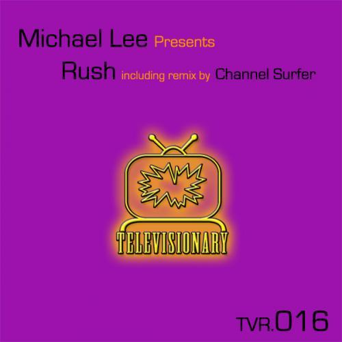Album Art - Rush EP
