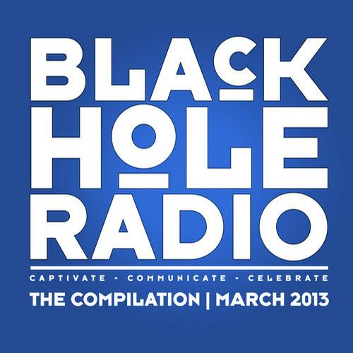 Album Art - Black Hole Radio March 2013