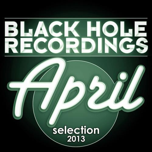 Album Art - Black Hole Recordings April Selection 2013