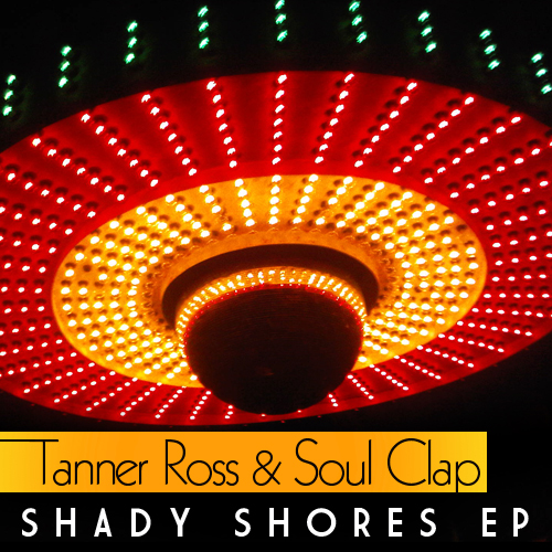 Album Art - Shady Shores EP