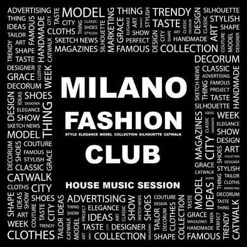 Album Art - Milano Fashion Club