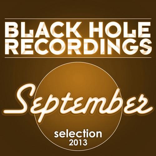 Album Art - Black Hole Recordings September 2013 Selection