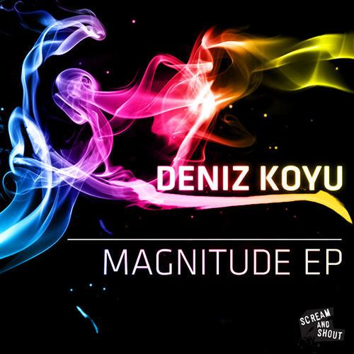 Album Art - Magnitude EP