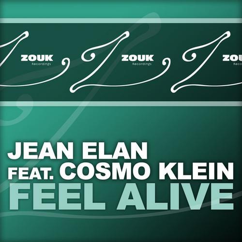 Album Art - Feel Alive