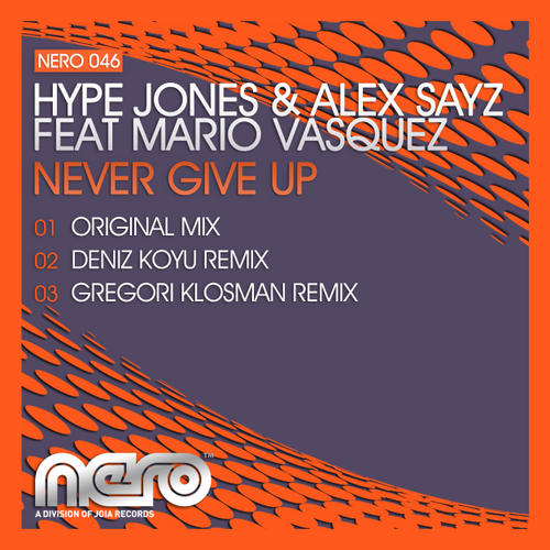 Album Art - Never Give Up