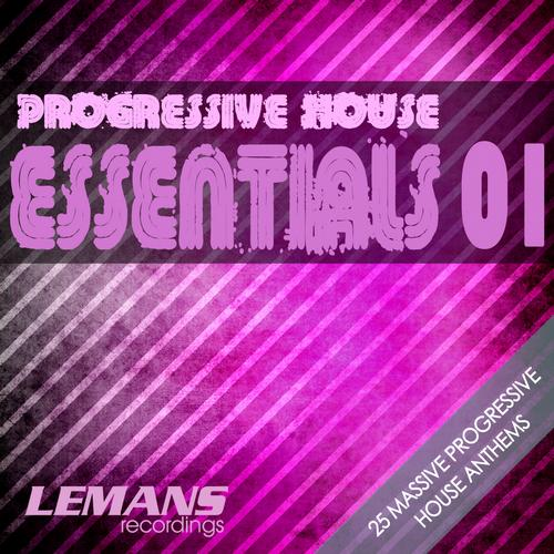 Album Art - Progressive House Essentials 01